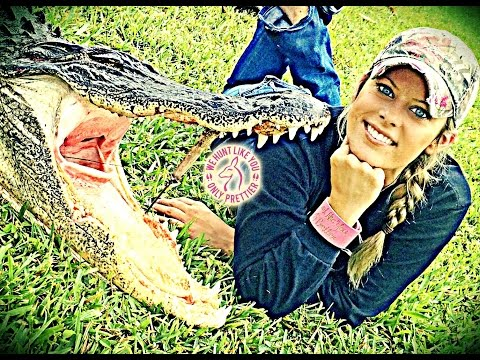 Alligator Meat: how to cook and what it tastes like!!!