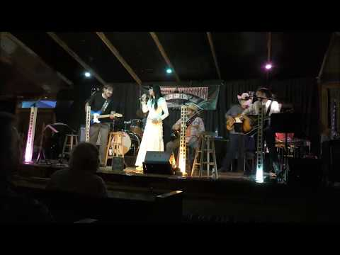 KALI ROSE PERFORMING WILL THE CIRCLE BE UNBROKEN/THIS TRAIN AT THE HONKY TONKIN OPRY