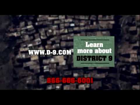 Viral Video: District 9 - MNU Announcements