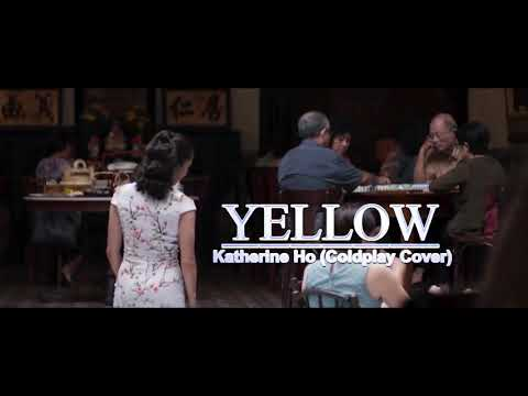 #ProposalScene #ConstanceWu CRAZY RICH ASIANS| Katherine Ho - Yellow (Coldplay Cover)