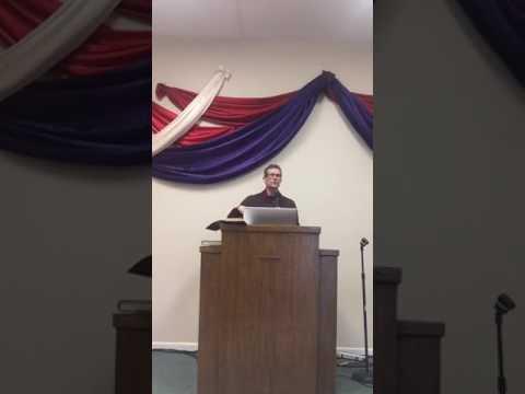 Pastor Allen Wilson Sunday, February 4, 2017