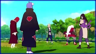 Jiraiya caught Peeking on Mei and Yugito - Naruto Shippuden Ultimate Ninja Storm Revolution Game