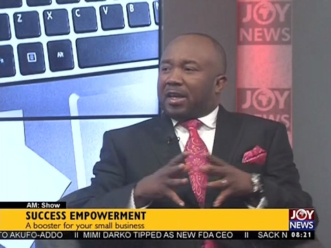 Success Empowerment - AM Show on Joy News  (8-2-17)