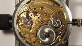 orologio meccanico Baume & Mercier calibro 1050
