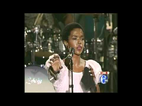 LAURYN HILL Surprise Performance Live In Philly July 4th 2012 PT 1