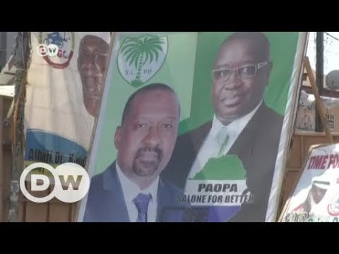Hoping for change - Sierra Leone is going to the polls | DW English