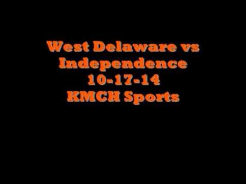 West Delaware vs Independence