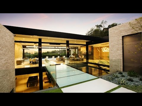 Exclusive Modern Contemporary Comfortable Luxury Residence in Beverly Hills, CA (by McClean Design)