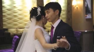 Свадебный клип Кокшетау Аблай Нургуль Красивая пара