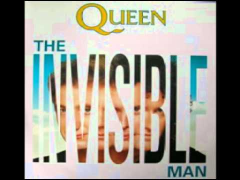 QUEEN -The Invisible Man (12