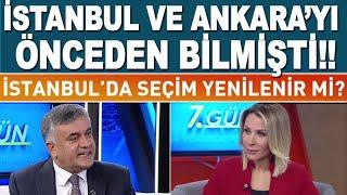 İstanbul'da yeniden seçime gidilirse sonuç ne olur?