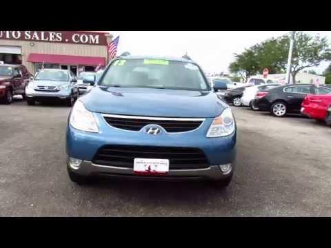 USED CARS MELBOURNE FLORIDA 2012 HYUNDAI VERACRUZ