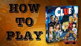 How To Play - Clue