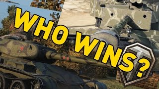 World of Tanks || Who Wins?