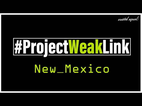 #ProjectWeakLink - New Mexico Waste Recovery