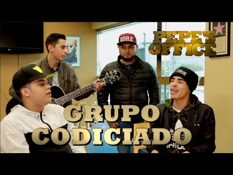 GRUPO CODICIADO, LOS MÁS ESPERADOS - Pepe's Office