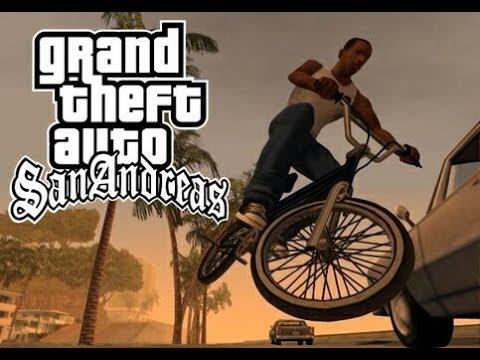 Скачать Grand Theft Auto San Andreas 2004 через торрент