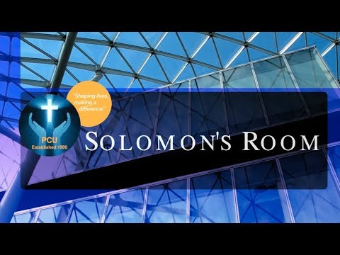 Pentecostal Credit Union (PCU) Solomon's Room (Introduction)