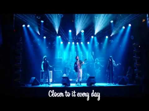 Rock Of Ages - More than words/Heaven lyrics