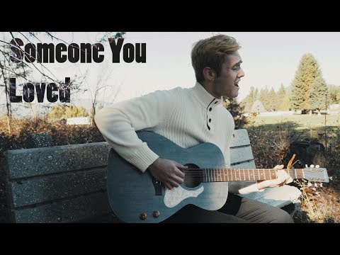 Someone You Loved - Cover By Justin J. Moore