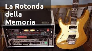 La Rotonda della Memoria (Improvviso - Musea Records) - Guitar part(Track #3 from