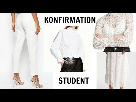 ALTERNATIV KONFIRMATIONS OG STUDENTER TØJ