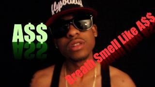 big sean nicki minaj dance a official music video parody breath smell like ass