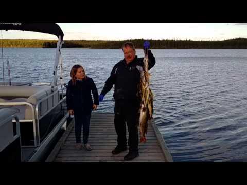 The Yuzwa Trip to Lynn Lake - Last Day Fishing