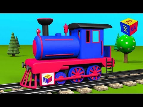 Kids Play the train game to transport customers across the tunnel game for kids
