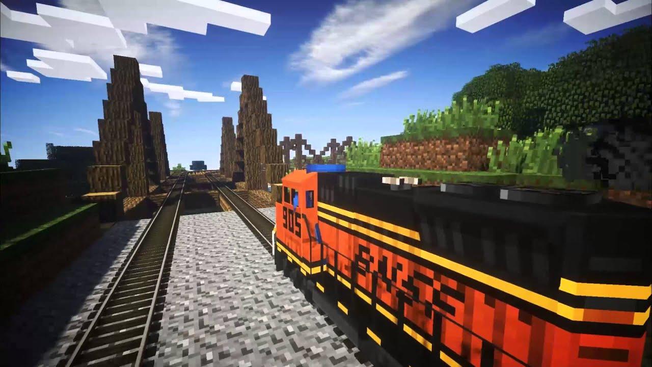 Traincraft The Future YouTube