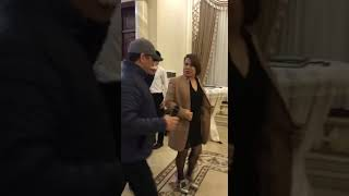 Организатор Дилшод Аюбов ва Юлдуз Усмонова халкимиз хизматида