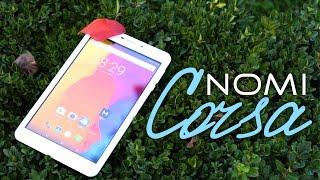 Видео-обзор планшета Nomi C070010 Corsa(Купить планшет Nomi C070010 Corsa Вы можете, оформив заказ у нас на сайте: ..., 2016-10-04T11:10:43.000Z)