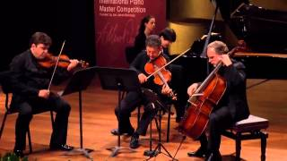 Play Piano Quartet No. 1 in G minor, Op. 25