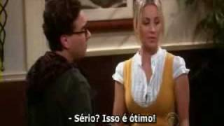 """The Big Bang Theory - Battle One: """"Eat it, I dare you"""""""