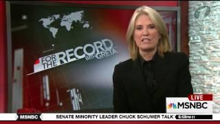 Greta Van Susteren Welcomed to MSNBC -