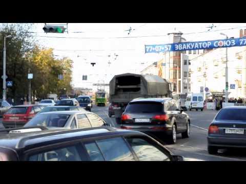 A day in Kaliningrad, 2009