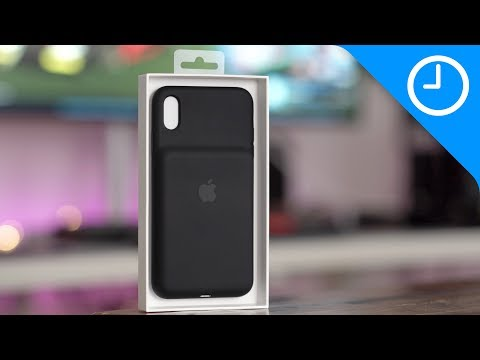 Apple smart battery case iphone xs max specs