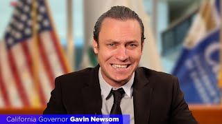 California governor gavin newsom explains his new rules for thanksgiving in californiaconnect with me:instagram - http://www.instagram.com/brentpellafacebook...
