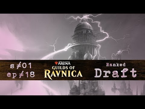 radio Kyoto s01 ep18 | Guilds of Ravnica Draft | MTG Arena
