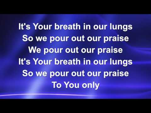 Great Are You Lord (All Sons And Daughters) - Lyric video // With Vocals (from iSingWorship)