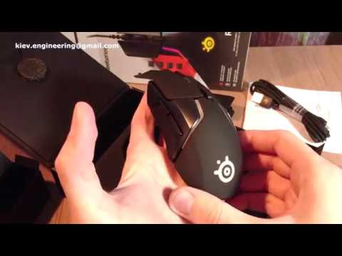 Мышь SteelSeries Rival 600 USB Black (SS62446)