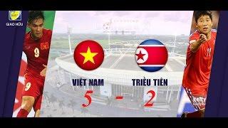 Việt Nam Vs Triều Tiên Highlight 06/10/2016