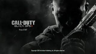 Call of Duty Black Ops II Xbox 360 Gameplay