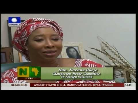 Xenophobic Attacks: Nigerian Embassies Abroad Are Handicapped -- Ukeje. PT1