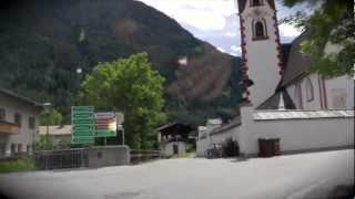 Ötztal Camping - Anfahrt zum Campingplatz Ötztal Arena