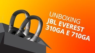 Novos fones JBL com Google Assistente [Unboxing + Hands-on]