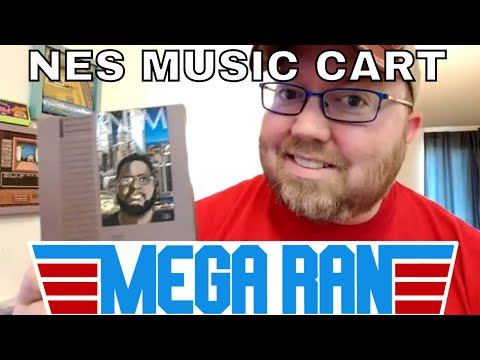 MEGA RAN - RNDM Nintendo Album on Real Hardware