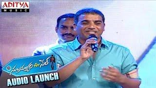 Dil Raju Reveals Pawan Kalyan Movie Details At Subramanyam for Sale Audio Launch    Sai Dharam Tej