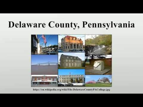 Delaware County, Pennsylvania
