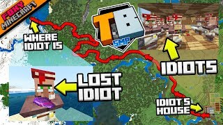I'M SURROUNDED BY IDIOTS! | Truly Bedrock [1-08] | Minecraft Bedrock Edition SMP (MCBE)